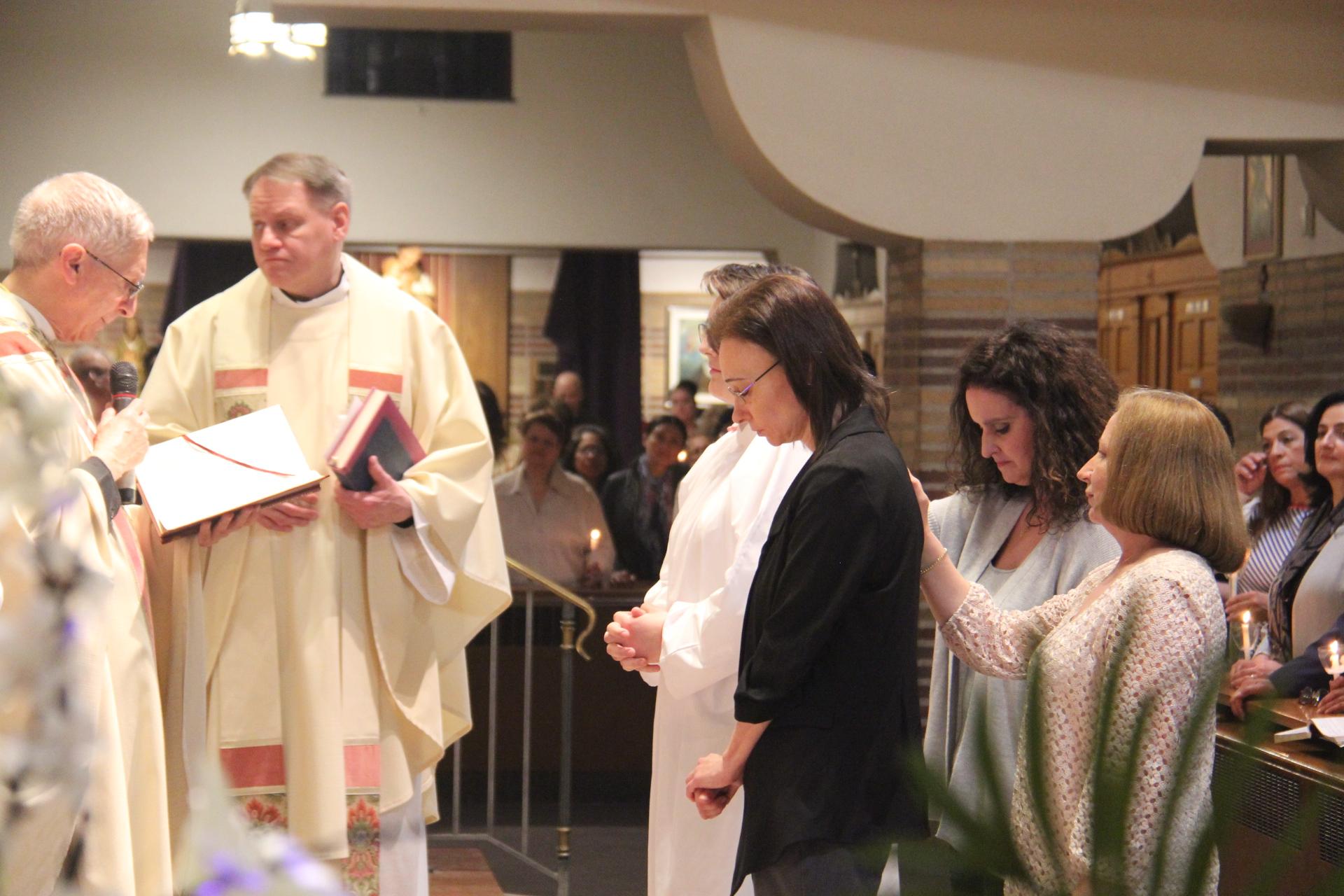 2019 Easter Vigil Photos