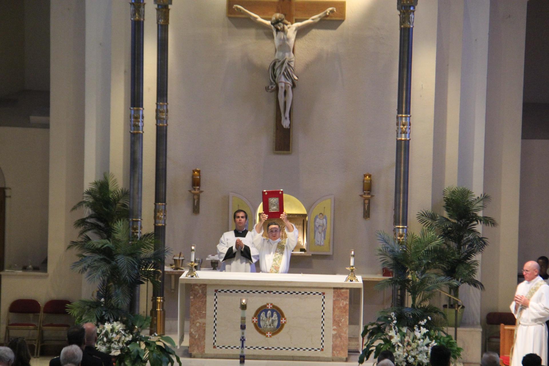 2019 Funeral Mass for Luis Gustavo Alvarez Photos