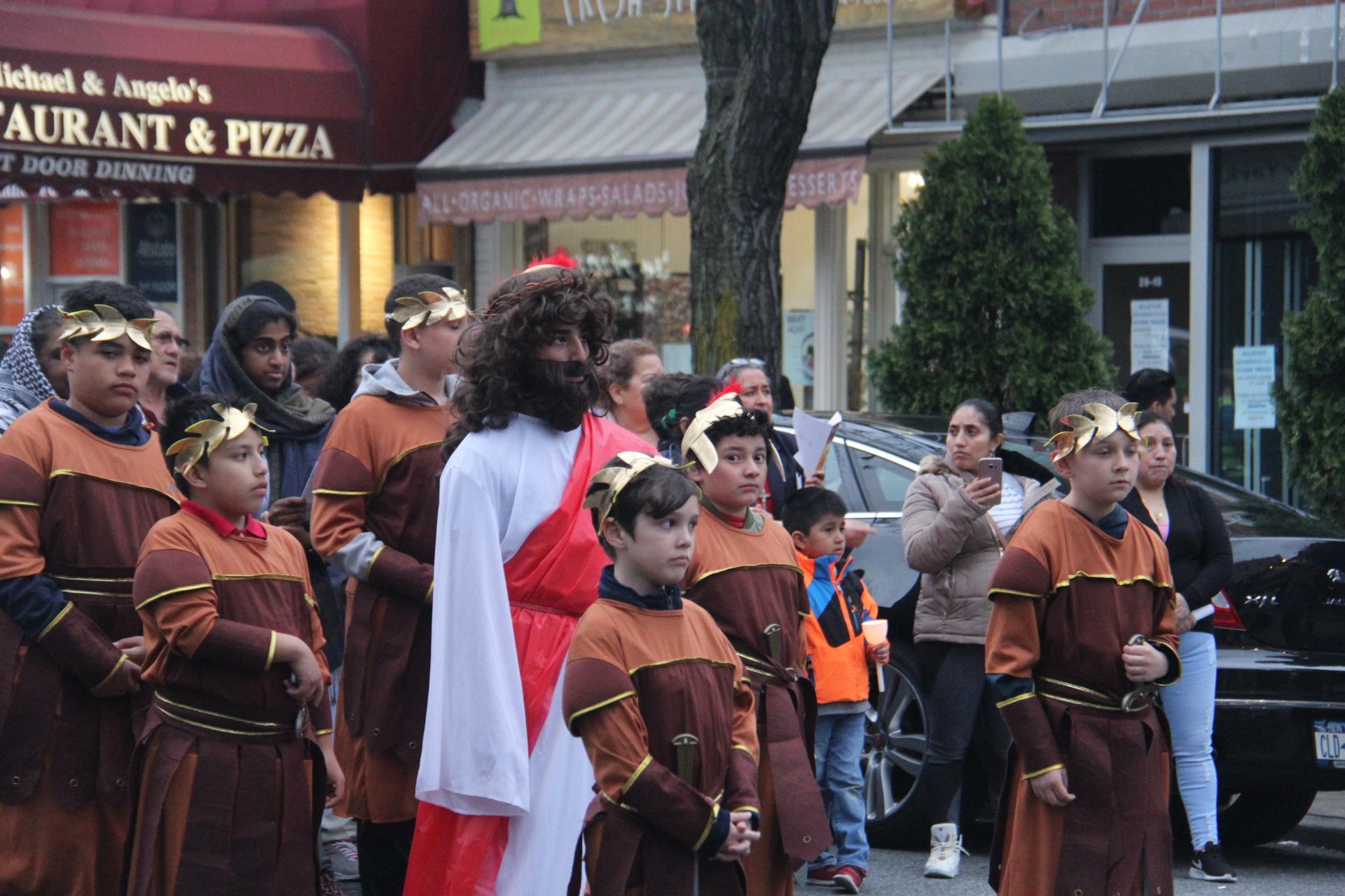 2019 Good Friday Procession Photos